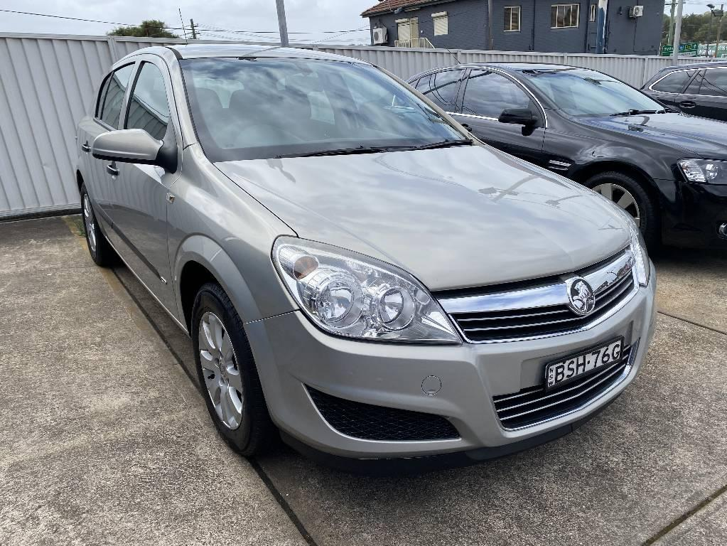 2008 Holden ASTRA AH MY08.5 60TH ANNIVERSARY